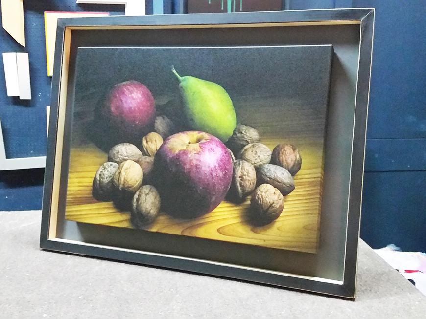 Scatto fotografico di Luigi Treno stampato su tela ad alta risoluzione